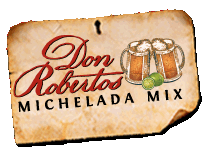 Don Robertos Michelada Mix