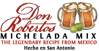 Don Robertos Micheladas Mix